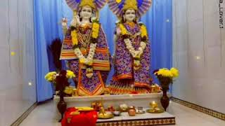 Radhe Krishna Ki Jyoti Alaukik Lyrics   राधा   - YouTube