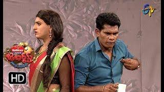 Chammak Chandra Performance | Jabardasth | 18th October 2018 | ETV Telugu