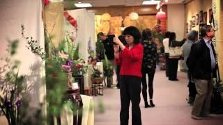 IBPS Dallas 20th Anniversary Flower Exhibition