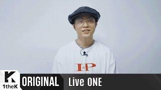 LiveONE(라이브원): GIRIBOY(기리보이) _ Towkio(도쿄) (Feat. youra(유라)) 생중계 깜짝 인사말