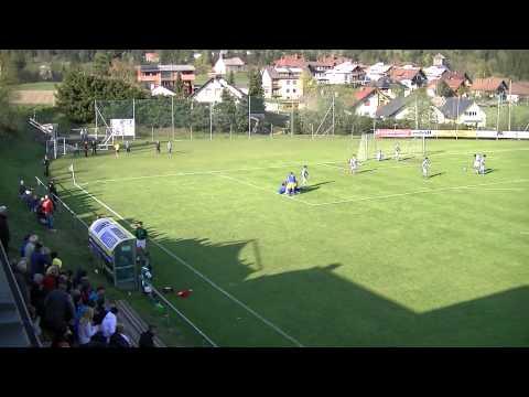Schlussminuten im Spiel FCH vs. Feffernitz