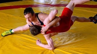 preview picture of video 'Rusek GrecoRoman Wrestling Championships april 2014 Myslenice'
