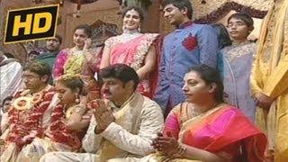 Balakrishna Daughter Tejaswini Marriage | Tejaswini Weds Sribharat Wedding Video - 22