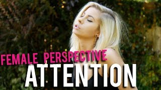 Charlie Puth - Attention FEMALE PERSPECTIVE (Andie Case Cover)