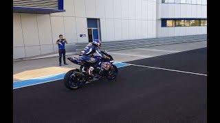 Jerez World Superbike Test - Trackside Highlights