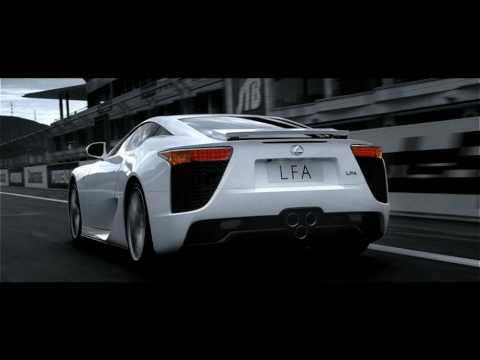 Lexus LFA Official Video
