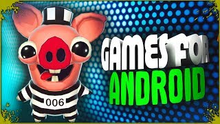TOP 10 - FREE ANDROID GAMES 2017