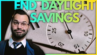 What if We Never Ended Daylight Saving Time?