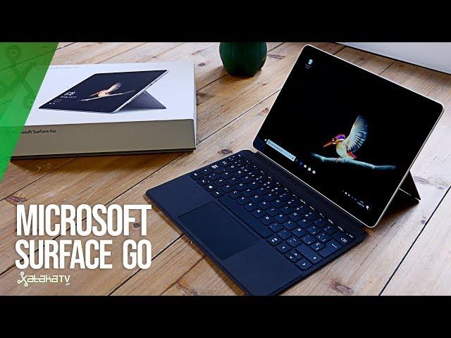 Surface Go, análisis: más pequeño NO SIEMPRE ES MEJOR
