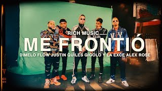 Me Frontio - Alex Rose (Video)