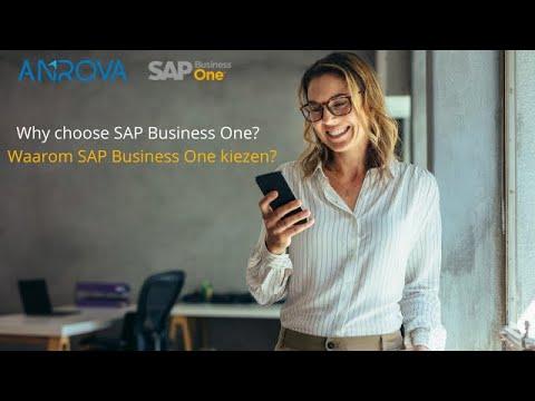 Anrova Solutions SAP Business 1 Partner