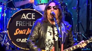 ACE FREHLEY RIP IT OUT Canyon Club 1/29/2017