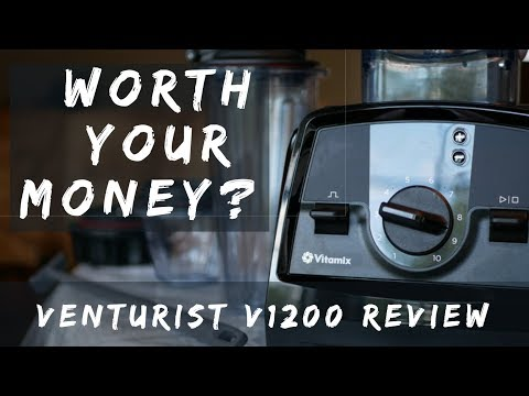 $500 Blender Review – VITAMIX V1200