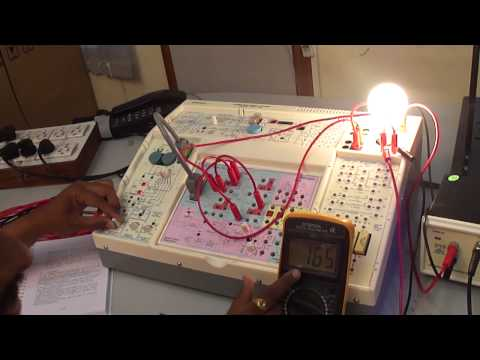 Power Electronics Trainer