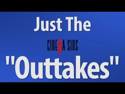 Just The Outtakes - Volume 1 - Deleted Sins, Mash-Ups, & After-Credits Clips