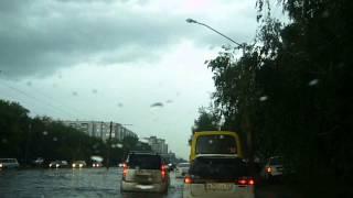 Наводнение, Барнаул