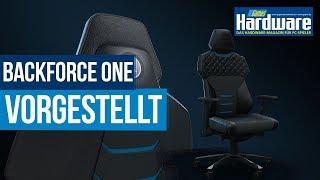 Ergonomischer Gaming-Chair mit 10 Jahren Garantie   Backforce One