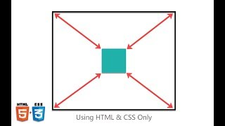 How to center a div within another div using HTML and CSS