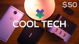 Cool Tech Under $50 - January 2017!