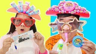 Troll Táo Quân Tiết Lộ Cách Ăn Vụng Kẹo Hubba Bubba Trong Lớp Của Học Sinh Bá Đạo