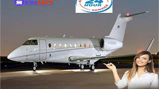 Get Reliable Emergency Air Ambulance Service in Patna by Medilift