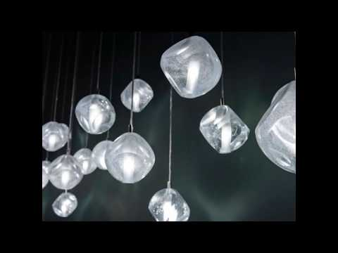 Gineico Lighting - Glace Pendant By Sergio Marchetti