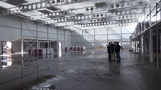 Open dag bij nieuwe sporthal in Kaatsheuvel - Langstraat TV