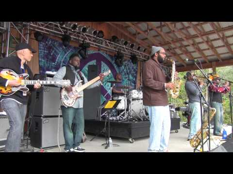 Ron Haynes' Game Changers 11/15/13 Bear Creek Music Festival