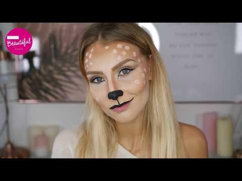 ANA JOHNSON // Reh Make-Up Tutorial