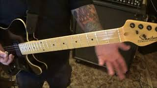 ALAN JACKSON - I DONT EVEN KNOW YOUR NAME - CVT Guitar Lesson by Mike Gross