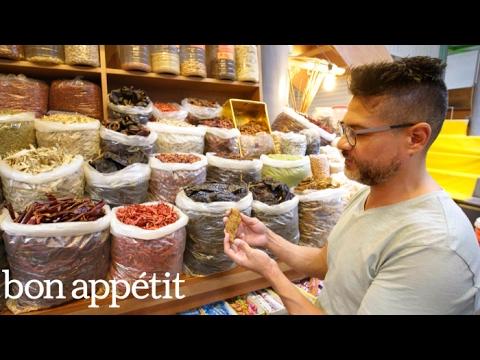 The Best Finds at Mexico City's San Juan Market   City Guides: Mexico City   Bon Appetit