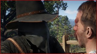 What if Arthur Morgan wore a mask