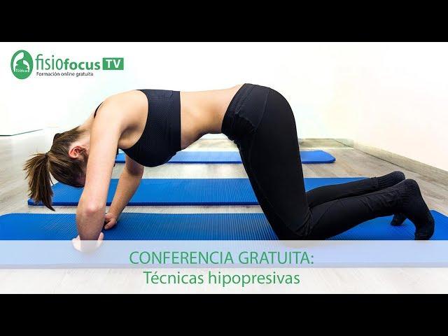 CONFERENCIA-TALLER GRATUITO: Técnicas hipopresivas