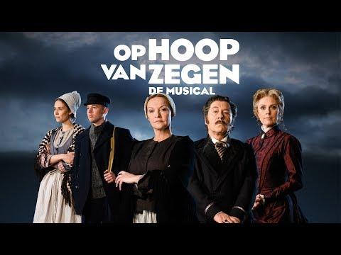 Bill van Dijk met oer-Hollandse musical 'Op Hoop van Zegen' in Dronten
