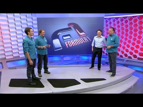 GP às 10: Massa tira de letra estreia como comentarista de TV