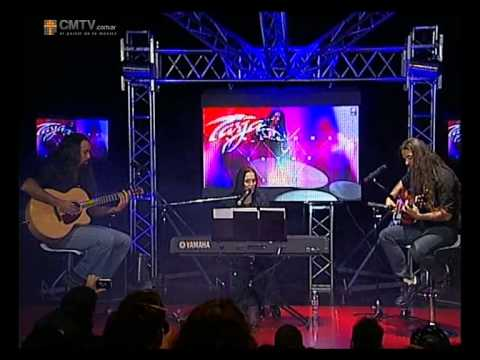 Tarja Turunen video I walk alone - Estudio CM 17 Sep. 2013