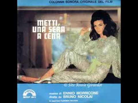 Alla luce del giorno performed by Ennio Morricone