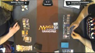 Grand Prix Seville 2015 Semifinals