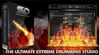 Drum Programming-Focused Grooves-Stigmatized Drummer