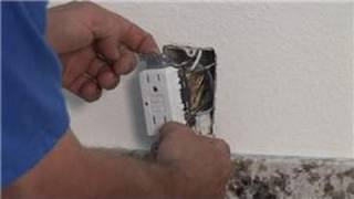 Household Electrical Wiring : How to Replace Electrical Outlets in the Home