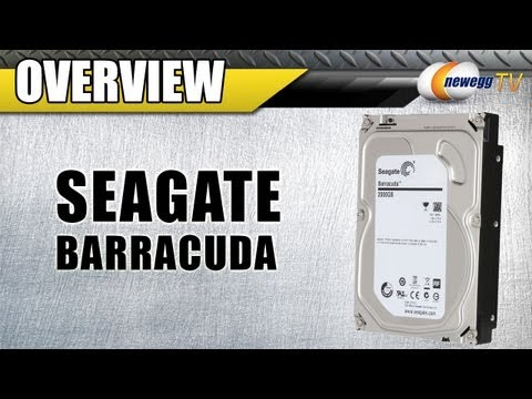 Newegg TV: Seagate Barracuda 2TB 3.5″ SATA Internal Hard Drive Overview