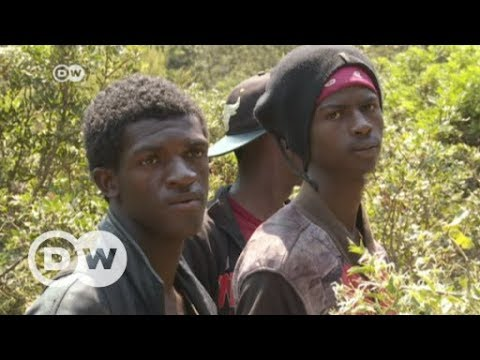 Ceuta fence: Africa's Spanish enclave lures desperate migrants   DW English