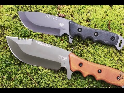 10 Best Survival Knives – Survival, Bushcraft, Camping Knives | ETV-Approved