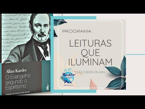 Resenha do livro O Evangelho Segundo o Espiritismo - Leituras que Iluminam