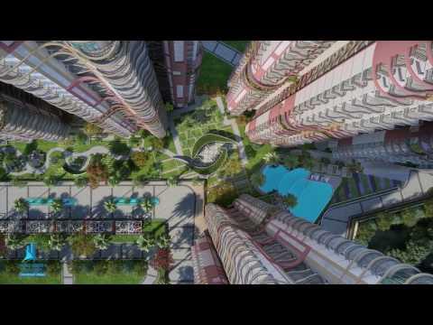 3D Tour of Rishabh Hindon Green Valley