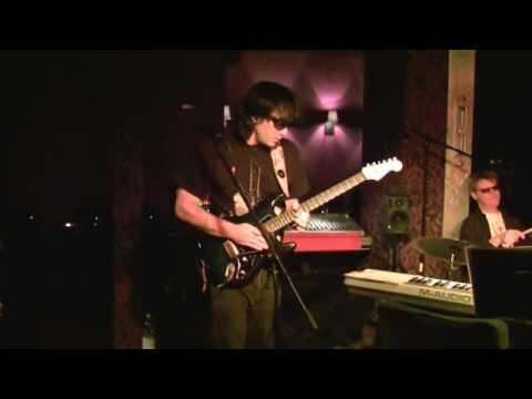 Chris Bovet - Ain't No Sunshine Guitar Solo
