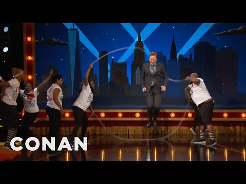 Conan Gets Styled By Dapper Dan – CONAN on TBS – ParqView