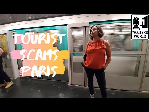 Paris: The Biggest Tourist Scams in Paris