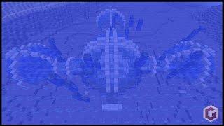 How to make an Underwater Minecraft House!