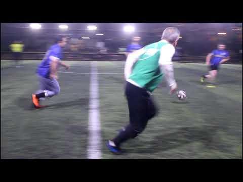 FC İRONSİDE - SARGONA SPOR